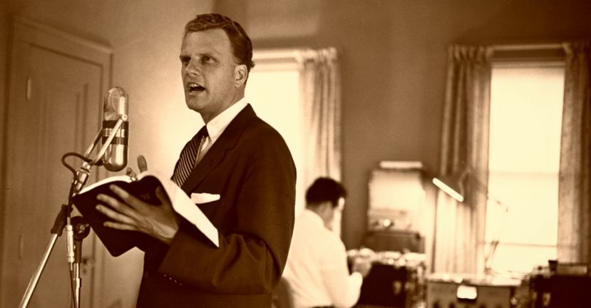 Testimony of Billy Graham